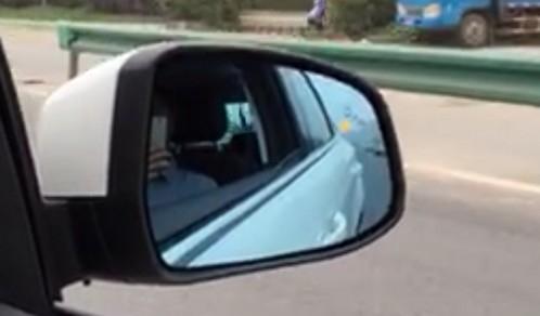 福克斯盲区系统装车案例