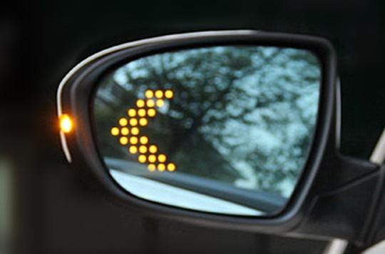 福特系列LED多曲面蓝镜